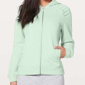 lululemon Cool & Collected Hooded Jacket